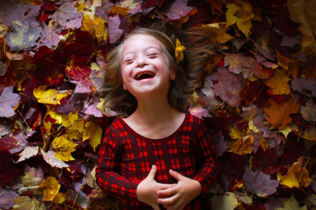 Коробка листьев в подарок | Анна Черных