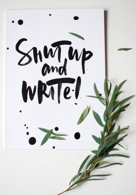 Право любить... писать | Анна Черных