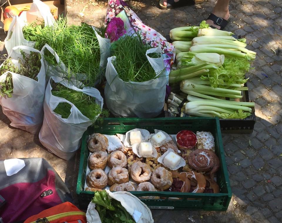 Фудшеринг в Берлине: кто и зачем делится едой | Блог Анны Черных