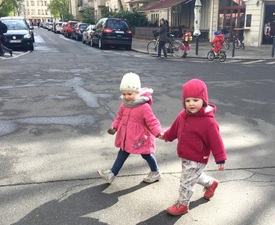 Разговор о материнстве и детстве в Берлине | Блог Анны Черных