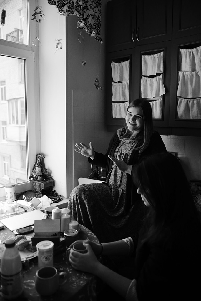 Полгода... с элементами счастья, или Есть контакт? | Блог Анны Черных