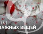 Год Важных Вещей | Блог Анны Черных
