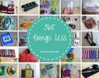 365thingsless: год расхламления в цифрах, выводах и историях